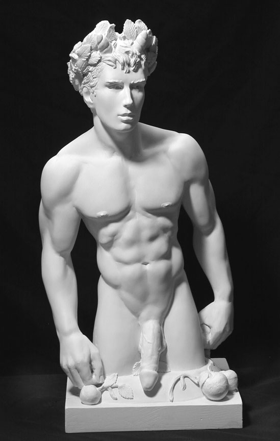 Nude Male Statue Man Sculpture Gay Art Bronze Statues